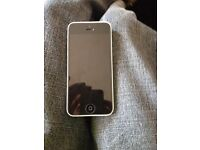 I phone 5c mint con with box and charger