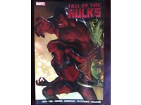 Fall of the Hulks TPB Vol 2. Mint condition