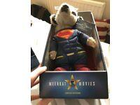 Meerkat Movies figures X2 - Superman and Bodan