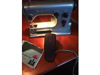 Vintage Husqvarna sewing machine with case and original manual £60 ono