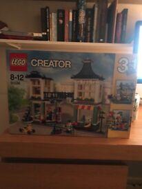 Lego Creator 31036 Unopened RETIRED PRODUCT