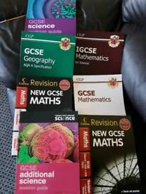 GCSC revision books