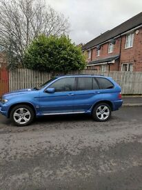 BMW X5 4.4 v8 great car no faults