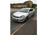 Vauxhall Astra Twintop 1.6 Twinport 2006 Low Miles Good Condition