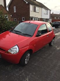 Ford K.A 1.3L 13,000 genuine miles