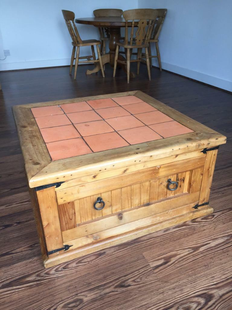 Square Coffee Table In Ipswich Suffolk Gumtree