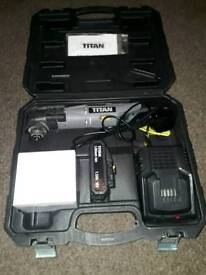 For sale titan multitool used once