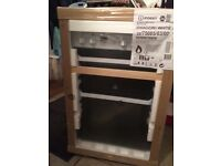 IDESIT ID60G2W GAS COOKER BRAND NEW WHITE