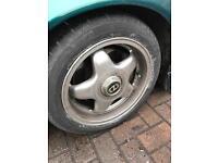 Oz wheels 15inch 7j 5x120