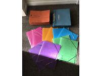 Job Lot of 80 Folders – BRAND NEW