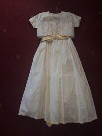 ×2 Debenhams flower girl dresses