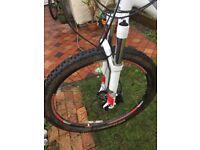 Trek Mountain Bike 6300 17.5 inch frame (upgraded brakes)