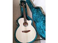 Faith Naked Venus Cutaway Electro Acoustic Guitar