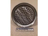 Brushed nickel Traditional shower head