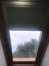 Velux Blinds - Light Grey Ck04