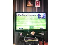 Hitachi flat screen tv
