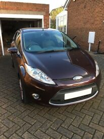 Ford Fiesta Titanium, Very low milage, 1 owner for 7 years!