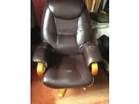 Lounge chair and stall FREE for collection