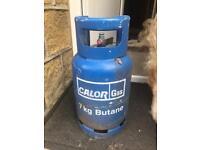 7KG Calor Gas Butane bottle