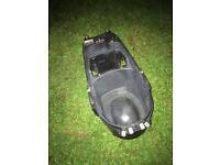 Gilera runner seat bucket old shape