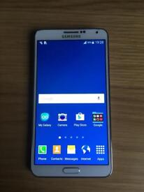 Samsung note 3 sim free very good condition