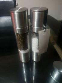 Salt&pepper brand nee