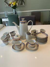 Vintage Bohemia Coffee Set BRAND NEW