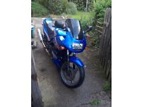 Kawasaki gpz 500 cc (for sale or swaps )