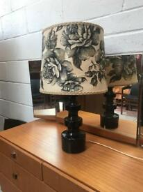 Vintage west German lamp