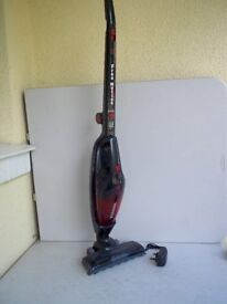Hoover FM144B2 Free Motion 14.4v Cordless 2in1 Bagless Vacuum New Batteries