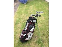 Men's Dunlop Golf Set - including drivers and full set of irons