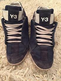 Y3 trainers