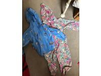 Girls Joules Waterproofs Age 18-24 months and 2 years