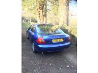 Mondeo 1.9, valid Mot. Selling due to expanding family, recently had work done.
