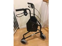 Tri-Walker (Days Patterson Medical), hardly used.