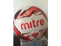 Brand new mitre footballs