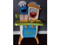 Sesame Street Childrens kitchen