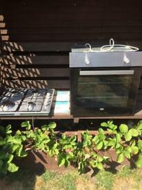 Beko oven and hob only 3 months old £40