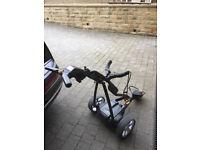 Powakaddy Fw5 lithium Electric Golf Trolley