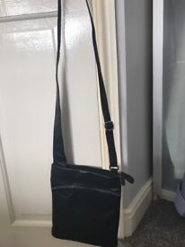 Radley cross body bag black