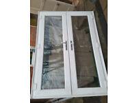 GOOD QUALITY UPVC FRENCH DOORS £160