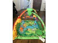 Fisher-Price Rainforest Gym Play Mat