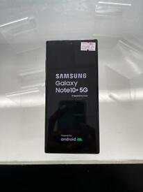 Samsung note 10 plus 256gb 5G unlocked receipt and warranty provided