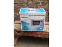 Microwave oven Built in