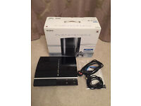 Playstation 3 Console (with 9 games)