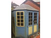 Playhouse Wooden - sold sorry