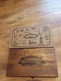 Making memories stamp set