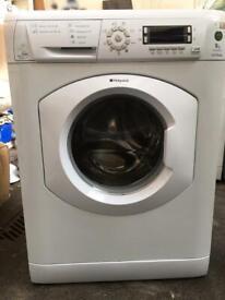 Washing machine-Hotpoint 9kg