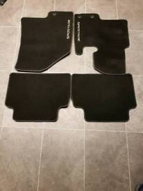For sale sportage boot liner & mats