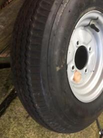 Trailer tyre 500 /10c